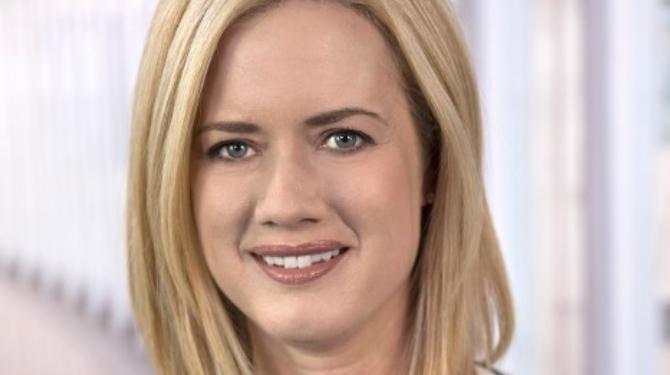 Portrait photograph of Karen Evans-Cullen
