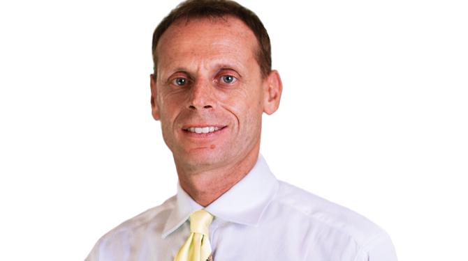 Portrait of Michael Chissick