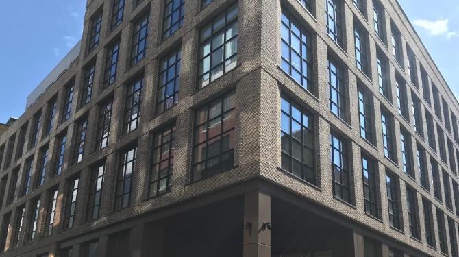 Photograph of KingsleyNapley's new Shoreditch headquarters
