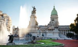 Buenos Aires: debt debate