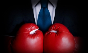 Gloves come off far too often at English law firms