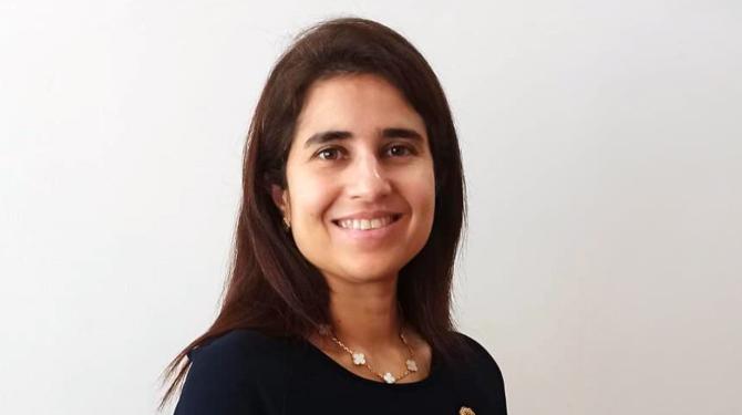Portrait of Tahirah Ara