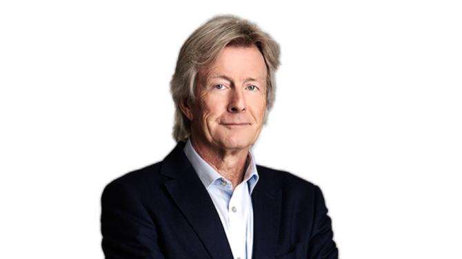 Photograph of top media lawyer Paul Tweed