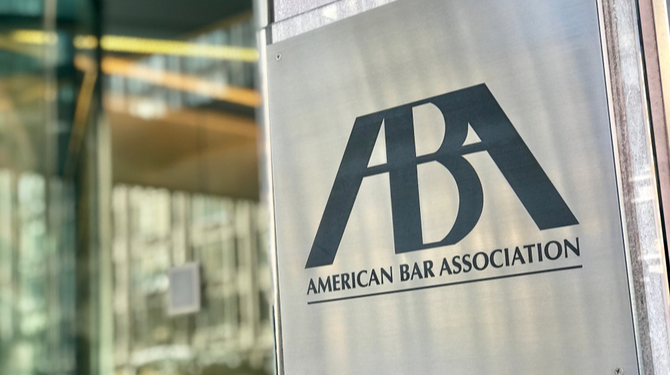 The ABA's office in Washington DC
