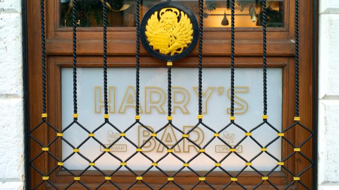 Harry's Bar, Venice
