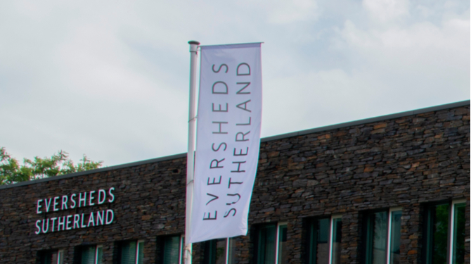Pic of Eversheds Sutherland office