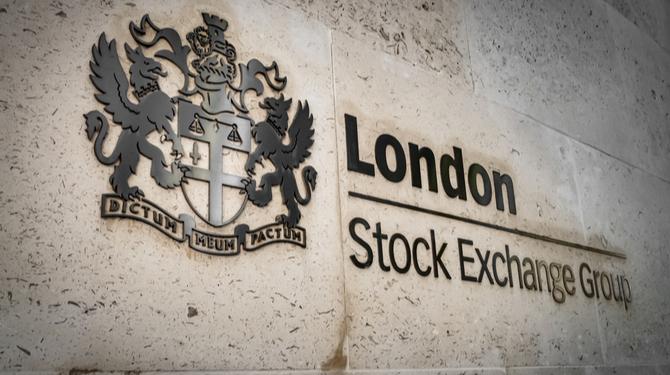 pic of London Stock Exchange