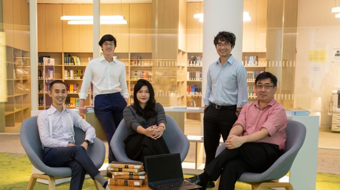 Pic of SMU School of Law team