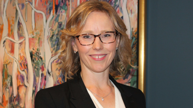 Portrait of Amanda Humphreys