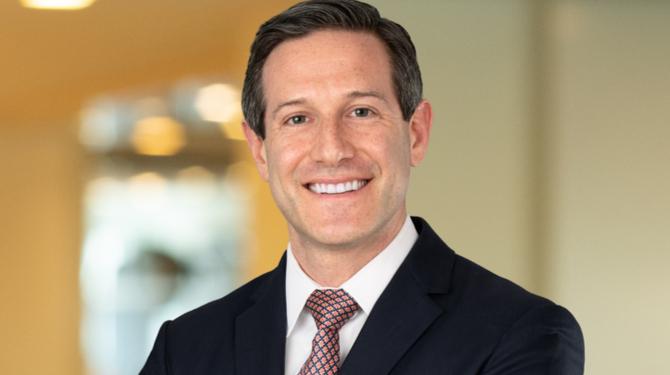 Portrait of Brandon Van Grack