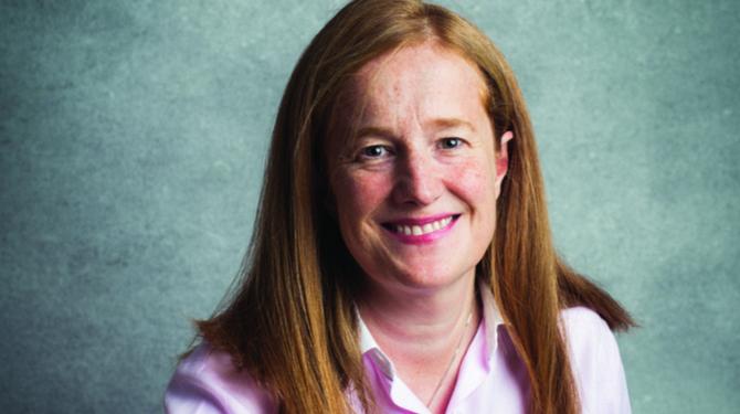 Portrait of Karen Davies