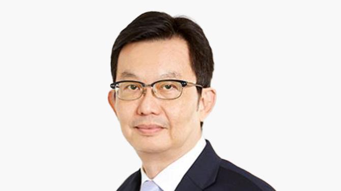 Portrait of Ignatius Hwang