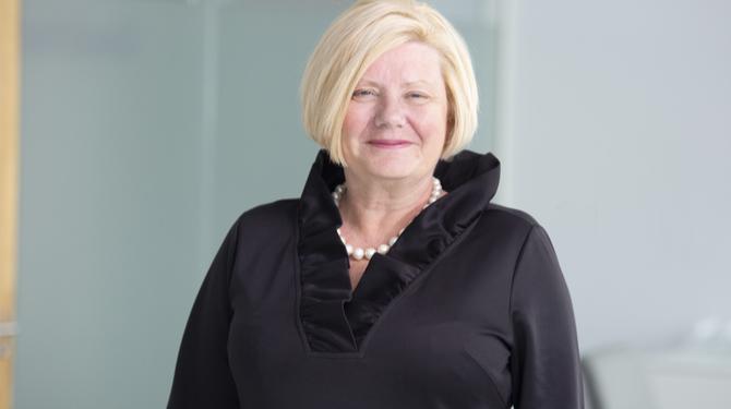 Portrait of Suzanne Kingston